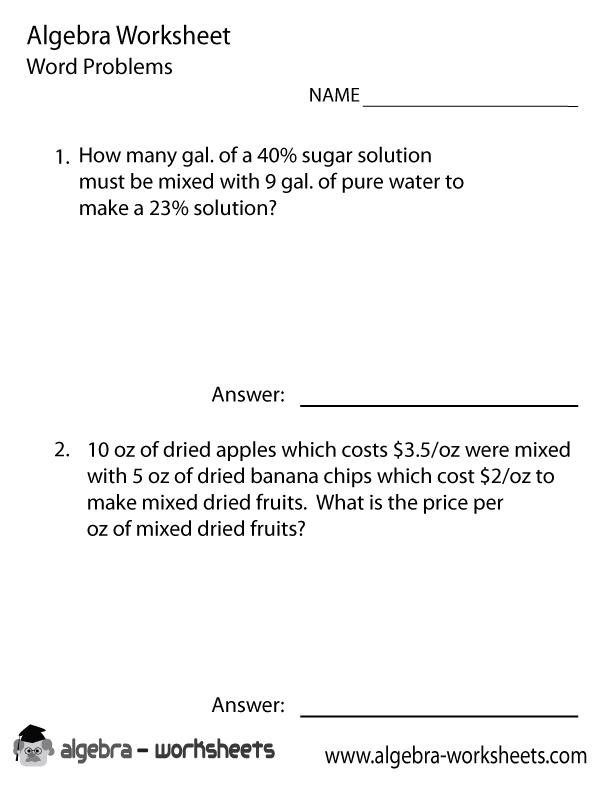 Math word problem solver free